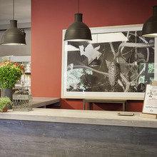 Фотография: Кухня и столовая в стиле Лофт, Дома и квартиры, Городские места, Надя Зотова – фото на InMyRoom.ru