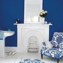 Фотография: Декор в стиле , Декор интерьера, Дизайн интерьера, Цвет в интерьере, Краска – фото на InMyRoom.ru