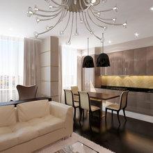 Фото из портфолио Дизайн интерьера квартиры в Крыму – фотографии дизайна интерьеров на INMYROOM