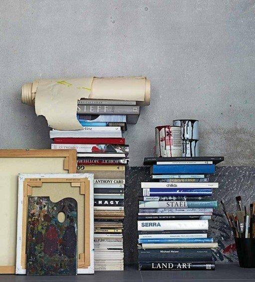 Фотография: Спальня в стиле Современный, Эклектика, Квартира, Цвет в интерьере, Дома и квартиры, B&B Italia – фото на InMyRoom.ru