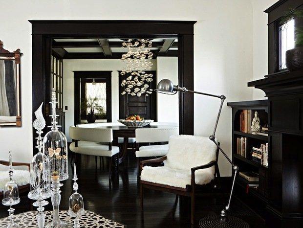 Фотография: Гостиная в стиле Современный, Декор интерьера, Дом, Мебель и свет – фото на InMyRoom.ru