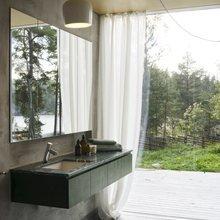 Фото из портфолио Вилла в Салтшё-Буу : Ультрасовременный дизайн – фотографии дизайна интерьеров на InMyRoom.ru