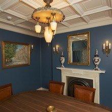 Фото из портфолио Офис в старинном особняке – фотографии дизайна интерьеров на INMYROOM
