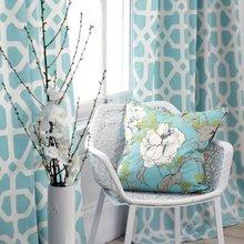 Фотография: Декор в стиле Скандинавский, Декор интерьера, Текстиль, Шторы – фото на InMyRoom.ru