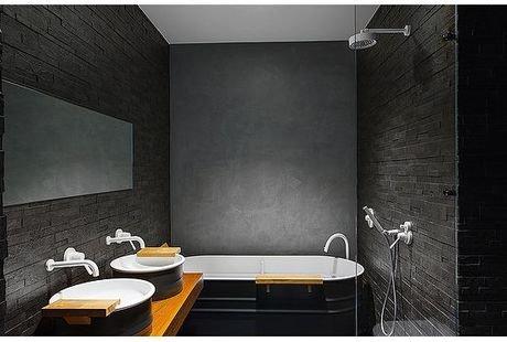 Какой материал для стен использовать в ванной комнате?