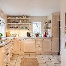 Фотография: Кухня и столовая в стиле Кантри, Скандинавский, Декор интерьера, Дом, Дома и квартиры – фото на InMyRoom.ru