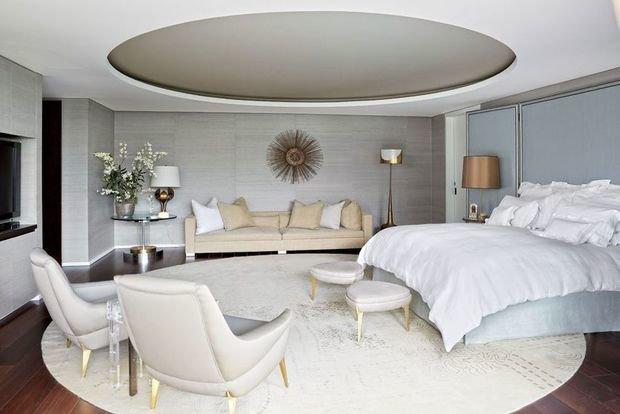Фотография: Спальня в стиле Эклектика, Гид, Жан-Луи Денио – фото на InMyRoom.ru