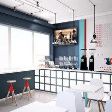 Фото из портфолио Кофейня Cultura Coffee – фотографии дизайна интерьеров на INMYROOM