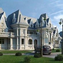 Фото из портфолио Классический французский дом. – фотографии дизайна интерьеров на INMYROOM