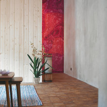 Фотография: Прихожая в стиле Лофт, Декор интерьера, Декор дома, Стены – фото на InMyRoom.ru