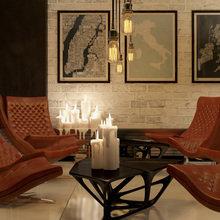 Фото из портфолио Офис, Ноябрьск, Мира, 2 – фотографии дизайна интерьеров на InMyRoom.ru