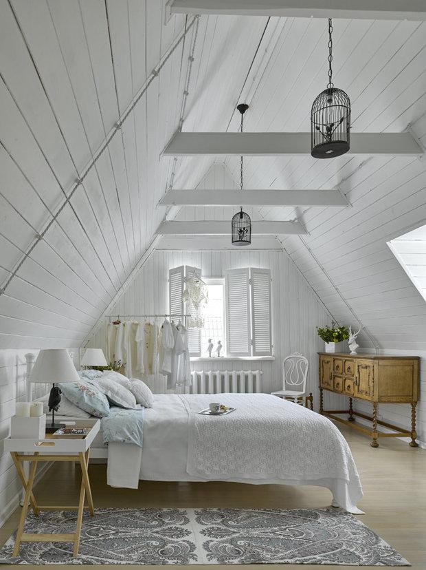 Фотография: Спальня в стиле Скандинавский, Советы, Дом и дача, «Гольфстрим», Безопасный дом – фото на INMYROOM