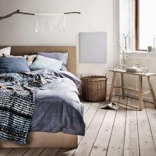 Фотография: Спальня в стиле Скандинавский, Декор интерьера, Декор, Советы – фото на InMyRoom.ru