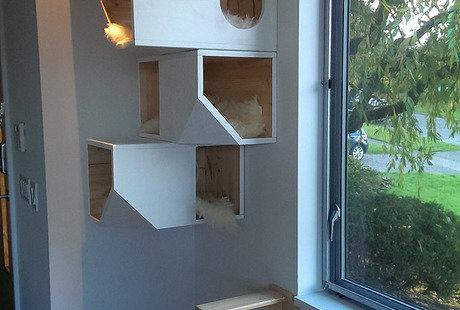 Продам комплекс домиков для кошки Catissa