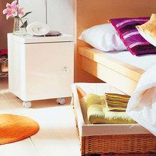 Фотография: Спальня в стиле Скандинавский, Современный, Интерьер комнат, Советы – фото на InMyRoom.ru