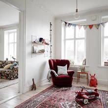 Фото из портфолио  Allmänna vägen 52 A – фотографии дизайна интерьеров на INMYROOM