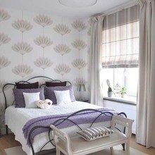 Фотография: Спальня в стиле Кантри, Декор интерьера, Квартира, Цвет в интерьере, Дома и квартиры, Бежевый – фото на InMyRoom.ru