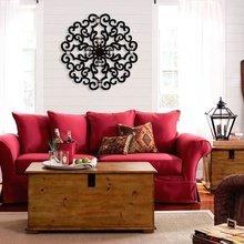 Фото из портфолио Терракотовый цвет в интерьере – фотографии дизайна интерьеров на INMYROOM