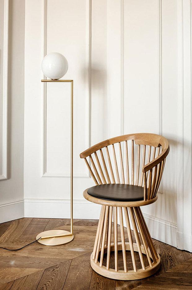 Фотография: Мебель и свет в стиле Скандинавский, Современный, Эко, Декор интерьера, Квартира – фото на INMYROOM