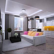 Фото из портфолио Design Ru_Ch – фотографии дизайна интерьеров на INMYROOM