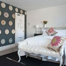 Фотография: Спальня в стиле Кантри, Дом, Великобритания, Дома и квартиры – фото на InMyRoom.ru