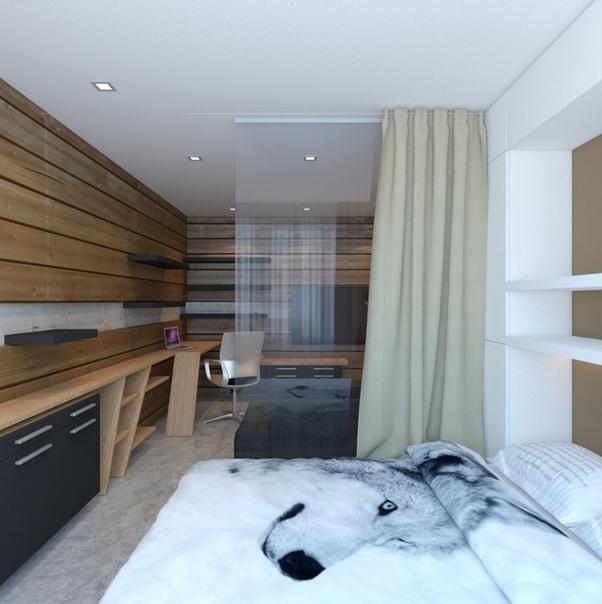 Фотография: Спальня в стиле Современный, Эко, Гид – фото на InMyRoom.ru