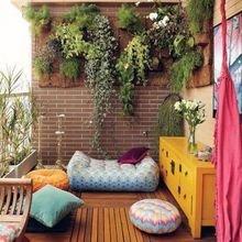 Фотография: Балкон в стиле Восточный, Декор интерьера, Квартира, Декор – фото на InMyRoom.ru