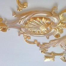 Фото из портфолио Декор, золочение, роспись – фотографии дизайна интерьеров на INMYROOM