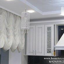 Фото из портфолио Шторы и домашний текстиль – фотографии дизайна интерьеров на INMYROOM
