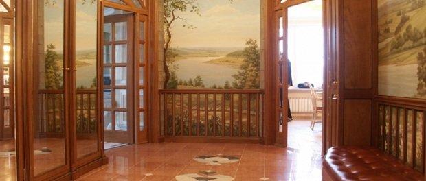 Фото из портфолио Дизайн квартиры в классическом стиле – фотографии дизайна интерьеров на INMYROOM