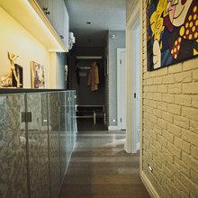 Фото из портфолио Квартира у Аптекарского огорода – фотографии дизайна интерьеров на INMYROOM