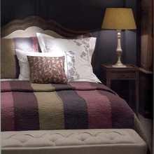 Фотография: Спальня в стиле Кантри, Декор интерьера, Декор дома, Текстиль – фото на InMyRoom.ru