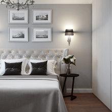 Фото из портфолио Дизайн интерьера квартиры на Ленинском проспекте – фотографии дизайна интерьеров на InMyRoom.ru