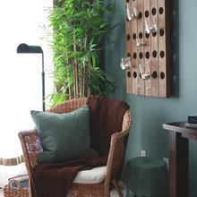 Фотография: Декор в стиле Кантри, Эко, Декор интерьера, Декор дома, Цвет в интерьере, Обои – фото на InMyRoom.ru