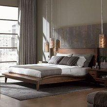 Фотография: Спальня в стиле Лофт – фото на InMyRoom.ru