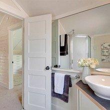 Фотография: Ванная в стиле Кантри, Декор интерьера, Дом, Советы, Дом и дача – фото на InMyRoom.ru