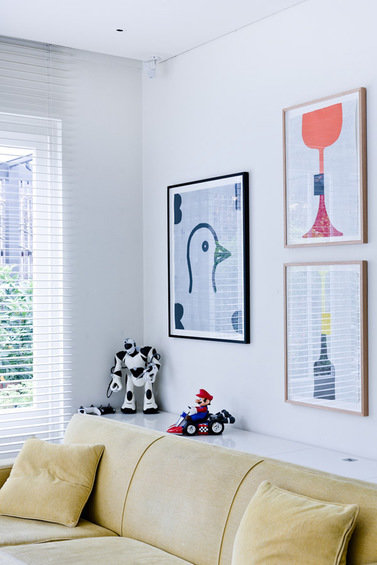 Фотография: Гостиная в стиле Скандинавский, Декор интерьера, Дом, Австралия, Дома и квартиры – фото на InMyRoom.ru