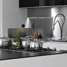 Фотография: Кухня и столовая в стиле Современный, Карта покупок, Индустрия, Бытовая техника – фото на InMyRoom.ru