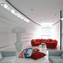 Фотография: Гостиная в стиле Современный, Эклектика, Декор интерьера, Дом, Дома и квартиры – фото на InMyRoom.ru