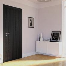 Фото из портфолио Двери в интерьерах – фотографии дизайна интерьеров на InMyRoom.ru