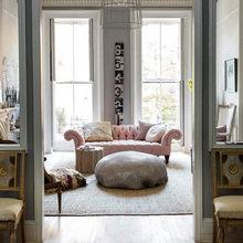 Фотография: Прихожая в стиле Кантри, Декор интерьера, Квартира, Цвет в интерьере, Дома и квартиры, Бежевый – фото на InMyRoom.ru