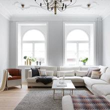 Фото из портфолио Grevgatan 26 – фотографии дизайна интерьеров на INMYROOM