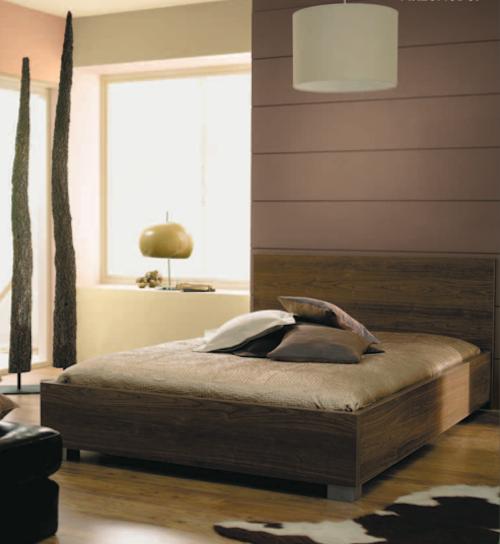 Фотография: Спальня в стиле Современный, Декор интерьера, Дизайн интерьера, Цвет в интерьере, Dulux, Akzonobel – фото на InMyRoom.ru