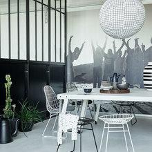 Фото из портфолио Жизнь в черно-белом цвете – фотографии дизайна интерьеров на InMyRoom.ru