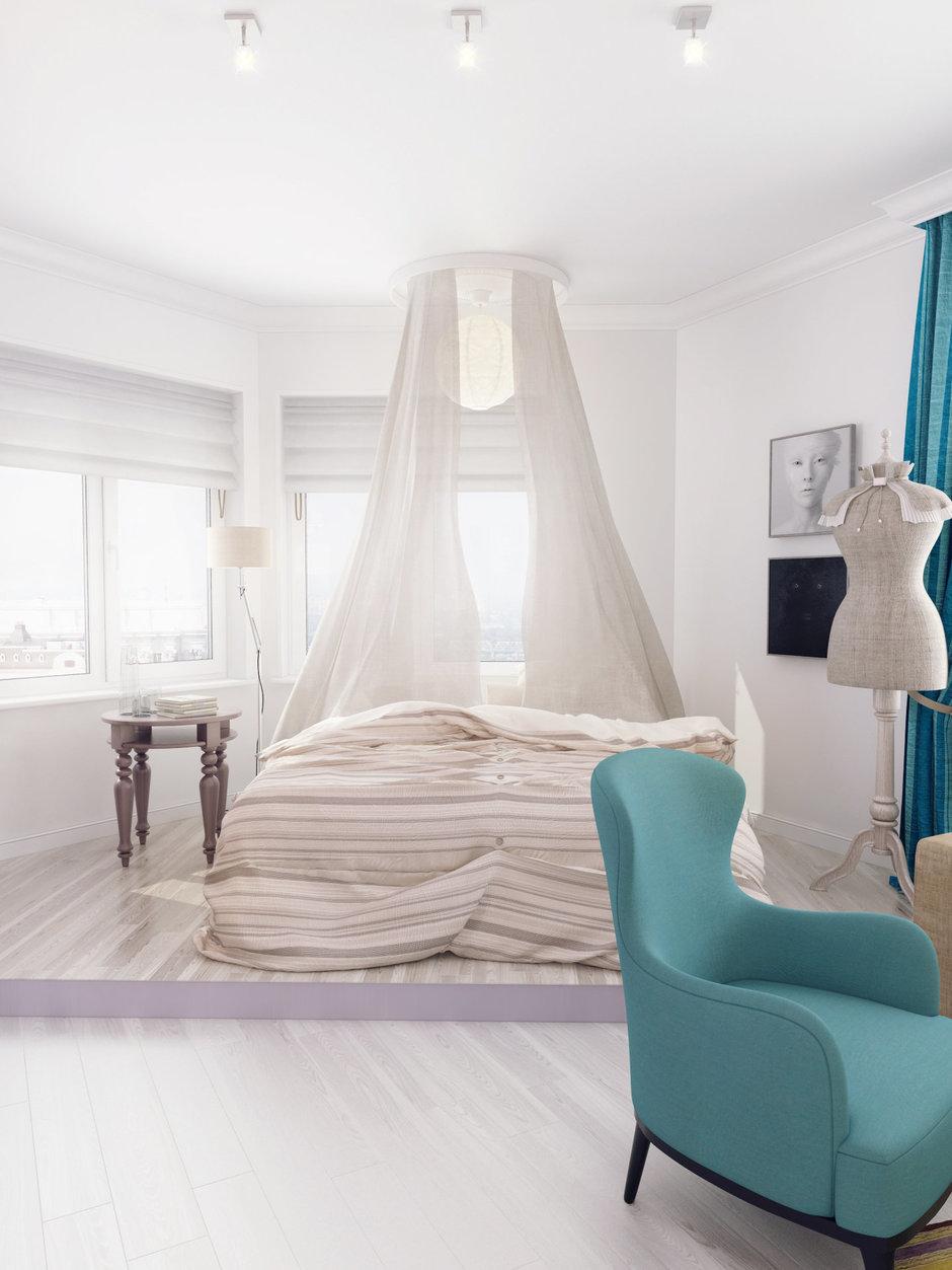 Фотография: Спальня в стиле Скандинавский, Декор интерьера, Квартира, Massive, Дома и квартиры, IKEA, Проект недели – фото на InMyRoom.ru