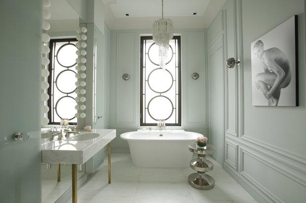 Фотография: Ванная в стиле Современный, Декор интерьера, Советы, Марина Филиппова – фото на InMyRoom.ru
