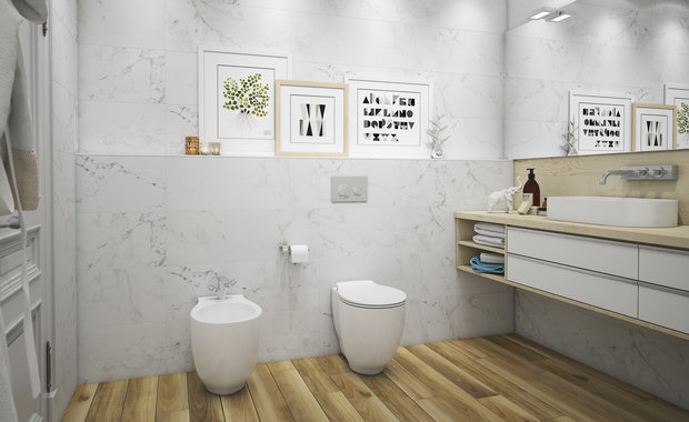 Фотография:  в стиле , Ванная, Советы, Наташа Янсон, I Am Home – фото на InMyRoom.ru
