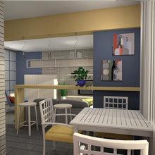 Фото из портфолио однушечка 2 – фотографии дизайна интерьеров на InMyRoom.ru