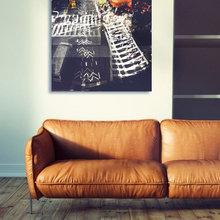 Фотография: Мебель и свет в стиле Лофт, Декор интерьера, Декор, Декор дома, Современное искусство – фото на InMyRoom.ru