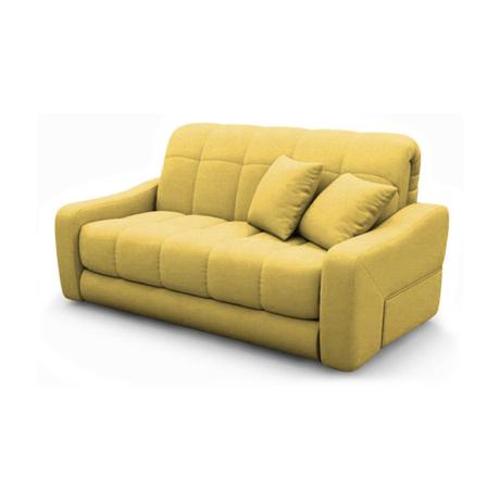 Диван-кровать Кейн S желтого цвета — купить по цене 35100 руб в Москве   фото, описание, отзывы, артикул IMR-1054925   Интернет-магазин INMYROOM